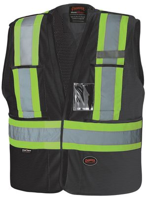 Hi Viz Safety Tear Away Vest